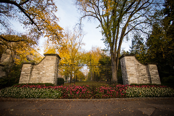 Allen St. Gates, Autumn