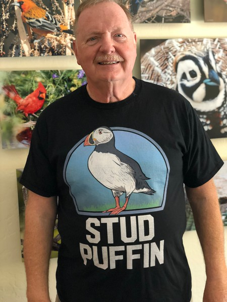 Stud Puffin