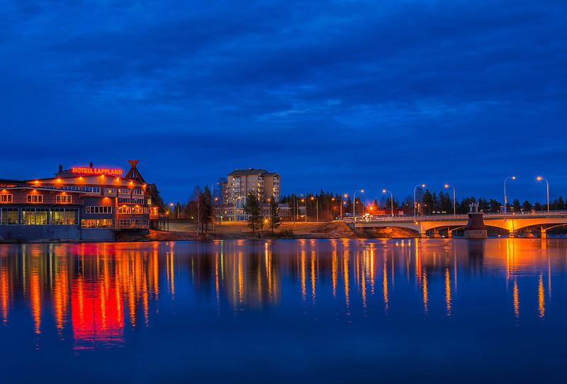 Lycksele, Sweden.