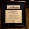 Justin' Bellmor's Georgia Tech Diploma Thanks To Roy & Kathy