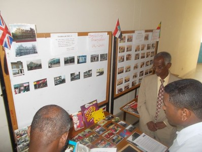 School Links Southern Ethiopia Conferences and British Council Training