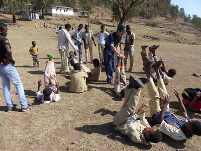 Sports Leadership Training Part 2 - Off to Gondar!