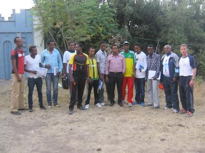 Training provides a helping hand to PE teachers in Bishoftu