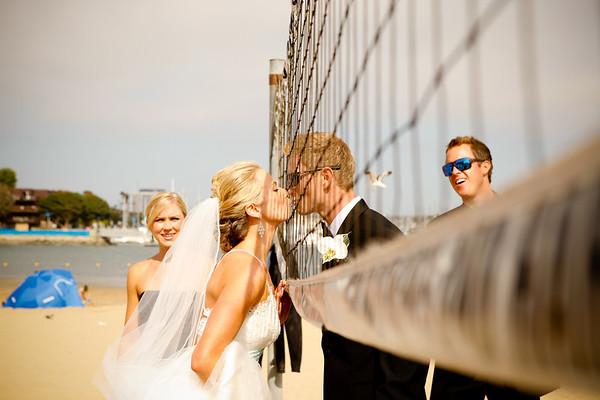 Volleyball Bride