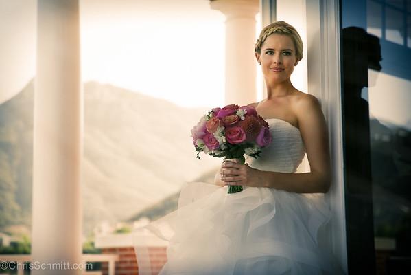 Sherwood Country Club Bridal Portraits