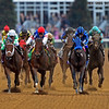 Runhappy wins the Breeders' Cup Sprint
