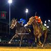 Enticed wins the Kentucky Jockey Club Stakes