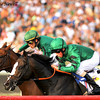 Debussy, with William Buick up, wins the Grade I Arlington Million at Arlington Park in Arlington Heights, IL. 8.21.2010