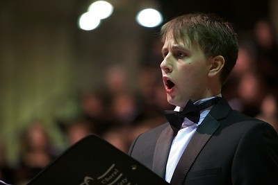 Exeter Uni Choral Soc 2015 @ Exeter Cathedral