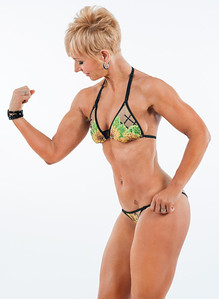 Tam-Lynn Gilbert, Sponsored Fitness Competitor