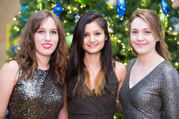 Group Christmas photo