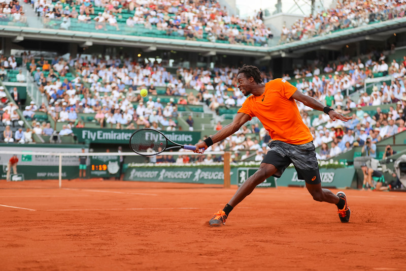 Gael Monfils French Open 2017_04