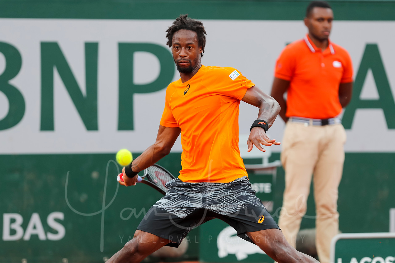 Gael Monfils French Open 2017_01
