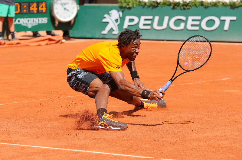 Gael Monfils French Open 2017_02