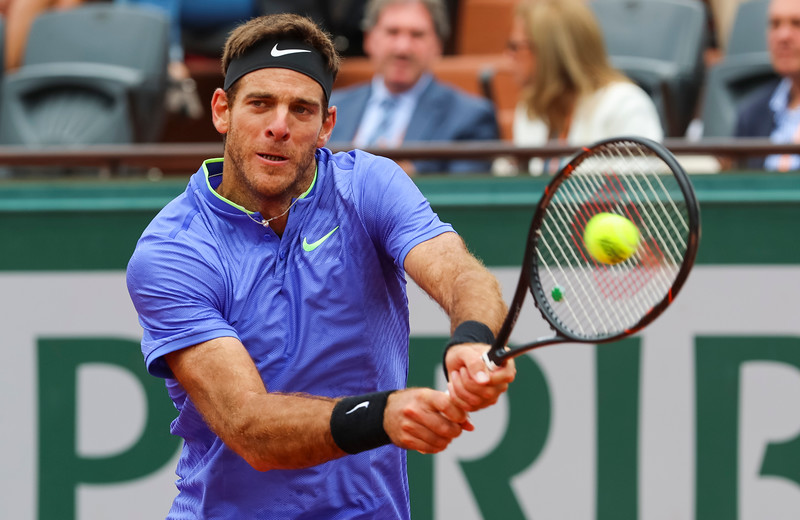 Juan Martin del Potro French Open 2017_01