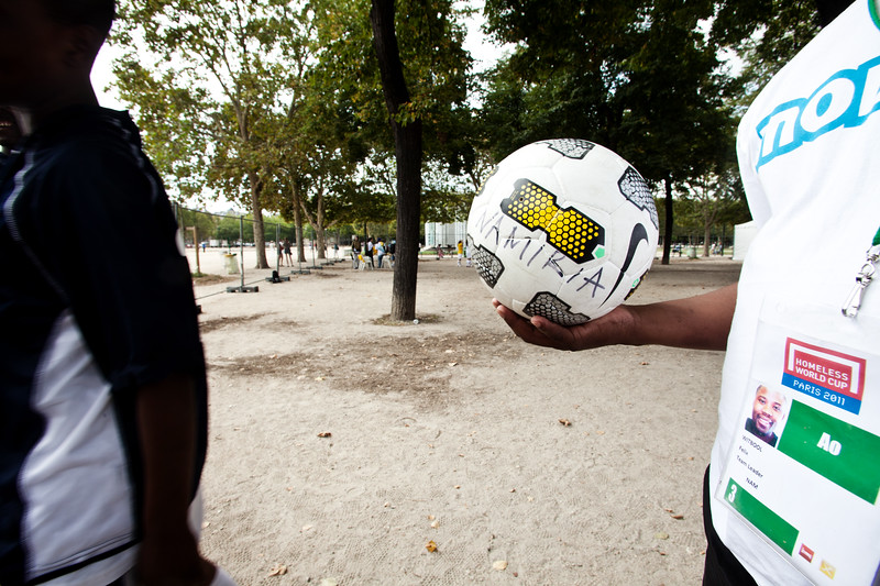 Homeless World Cup 2011