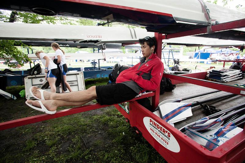 Dad Vail Regatta day 2 - semi finals
