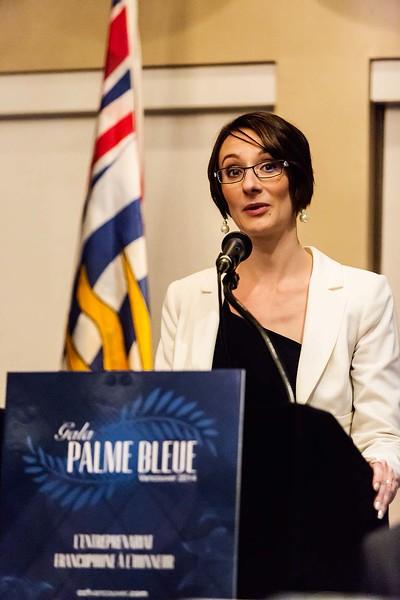 Gala de la Palme Bleue