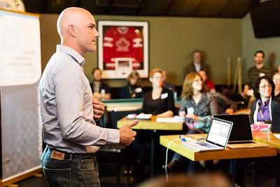 Medias sociaux, au-dela d'avoir juste une presence, obtenir des resultats avec Patrick Gatien de Hootsuite