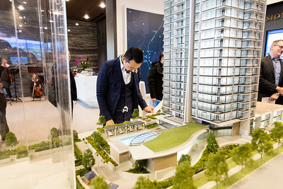 Cressey Development Group is hosting a lavish event which showcases the remaining collection of their ultra-luxurious Penthouses & Skyhomes at Kings Crossing and Hensley