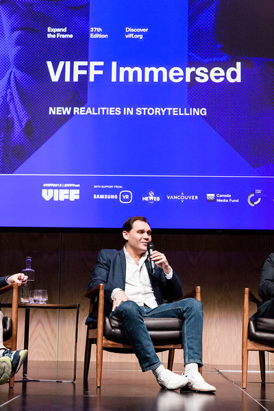 VR Conference - What's the story? Samsung's pilot season