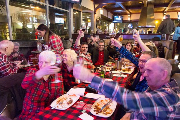 An evening of traditional French Canadian food, music, craft beer and fun will kick off Festival du Bois' festivities. The dress code for this unique and special event? Yes, plaid!