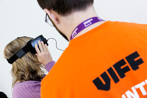 VR Conference - New realities in Storytelling