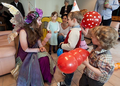 4 years old birthday party