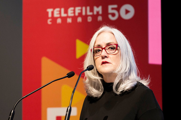 Telefilm Canada - Annual Public Assembly 2016 - - on Nov 30, 2016 in Vancity Theatre - Vancouver, BC, CANADA - Photo Stephanie Lamy