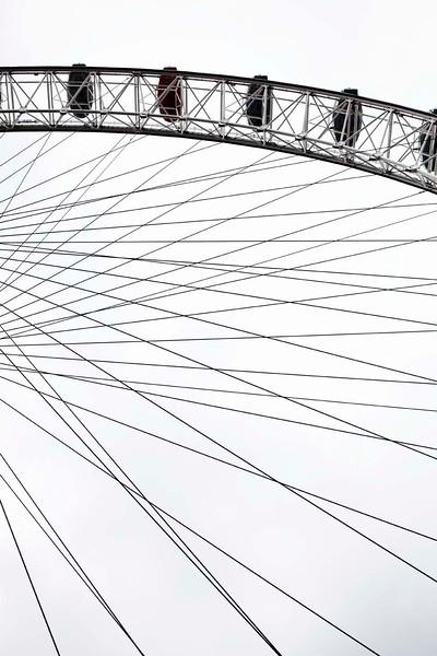 London Eye & surroundings