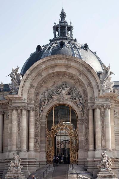 Grand & Petit Palais, Pont Alexandre III
