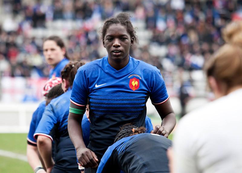 France vs England - England wins 15 to 3
