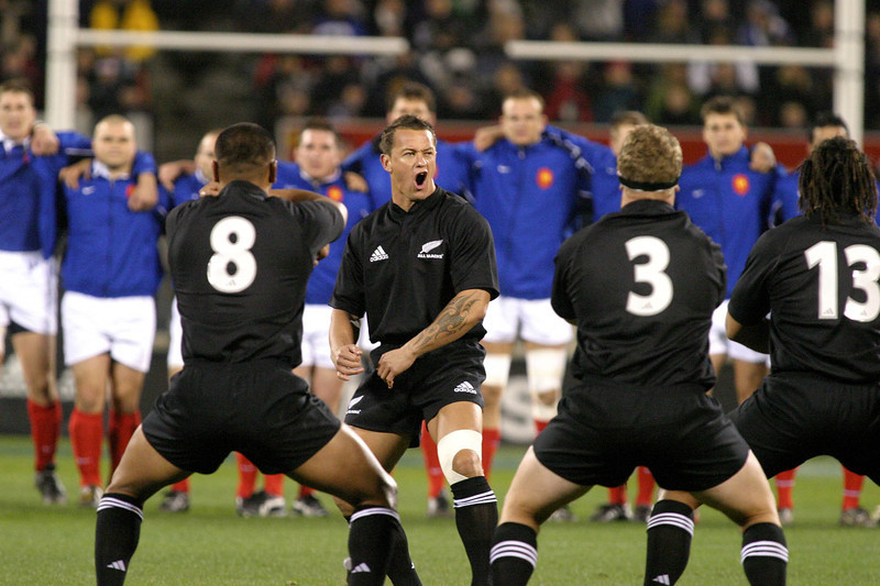 Test Match - ALL BLACKS v FRANCE