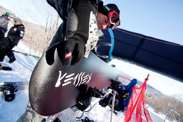 LG SNOWBOARD FIS WORLD CUP