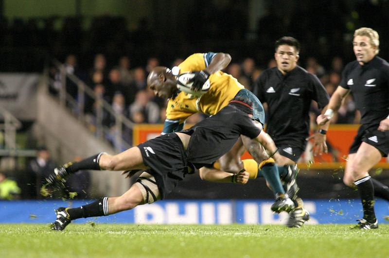 BLEDISLOE CUP 2003