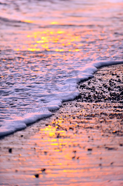 Sunset Foam 2
