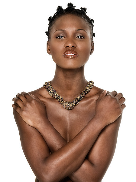 Model: Daisy Kuorkor.  Makeup bu Beatrice jean