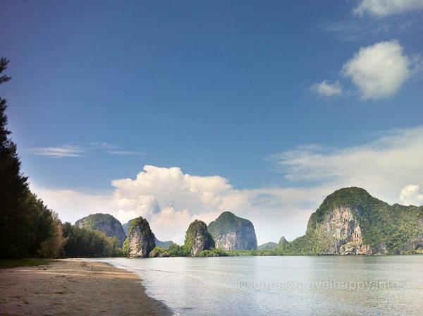 Pak Meng Beach,Trang, Thailand