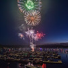 DSC_4421: Fireworks over Mile High Marina