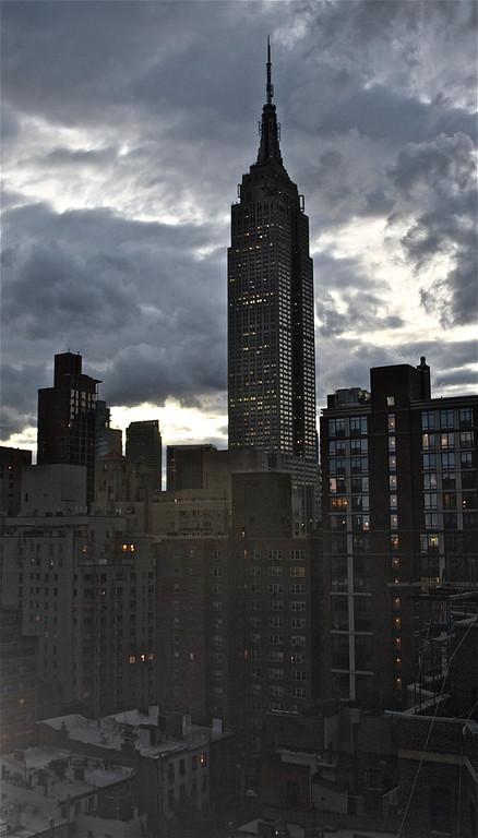 Manhattan mood