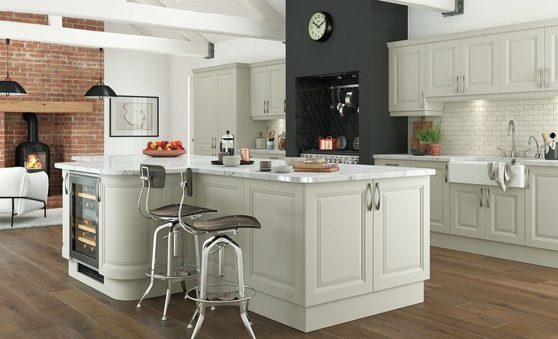 Classic Jefferson kitchen in Mussel
