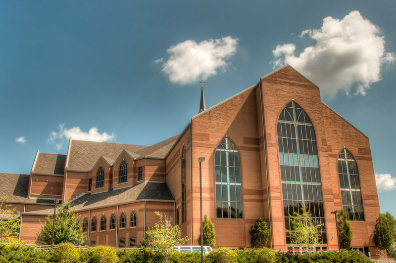 """<h3><strong>Today's Photo: The Cathedral of Turner Chapel</strong></h3> Well into my series of churches, I have begun to notice some common traits among churches in this area. Maybe they are all like this. Churches have been a central part of southern communities for decades and as such, they are central points in most towns. As towns have grown, so to have the churches, but notnecessarilythat area that they occupy. Many of the most picturesque churches have streets and power lines right against the building. This makes taking some of these photos challenging but not impossible.  Read more at the <a href=""""http://justshootingmemories.com"""">Daily Photography Blog</a> Just Shooting Memories!..."""