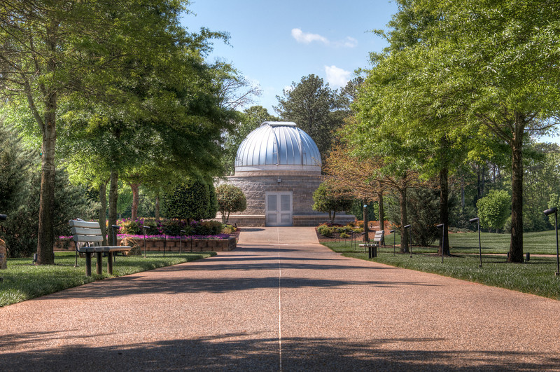 """<h3 style=""""text-align: left;""""><strong>Today's Photo:  The Observatory</strong></h3> Growing up and dreaming of walking among the stars included looking through every telescope I could.  I always liked the really big ones in observatories, but there are not that many really large ones in the eastern United States.  This one is not what I would call large, but it is near enough to home that I can actually get time looking through it when the observatory is open.  I also got a shot of this one on the <a title=""""National Astronomy Day"""" href=""""http://justshootingmemories.com/2012/04/30/national-astronomy-day/"""">National Astronomy Day</a>.  Read more at the <a href=""""http://justshootingmemories.com"""">Daily Photography Blog</a> Just Shooting Memories!..."""