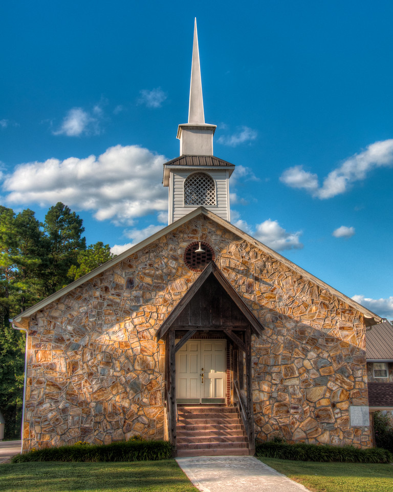 "<h3><strong>Today's Photo:  The Little Chapel</strong></h3> It is Sunday once again, how time flies these days.  I took today off from most of my photography work, with the exception of a few iPhone shots.  If you haven't been by the <a title=""Just Shooting Memories"" href=""http://www.facebook.com/justshootingmemories?sk=wall"" target=""_blank"">Facebook page</a>, please stop by and say hello.  It was such a beautiful spring day, I couldn't help but post a shot of it over there.  This little chapel is a smaller part of <a title=""Sonoraville Baptist"" href=""http://justshootingmemories.com/2012/02/19/sonoraville-baptist/"" target=""_blank"">Sonoraville Baptist Church</a>.  It looks like this was the original church and it expanded to the much larger one right next door.  Read more at the <a href=""http://justshootingmemories.com"">Daily Photography Blog</a> Just Shooting Memories!..."