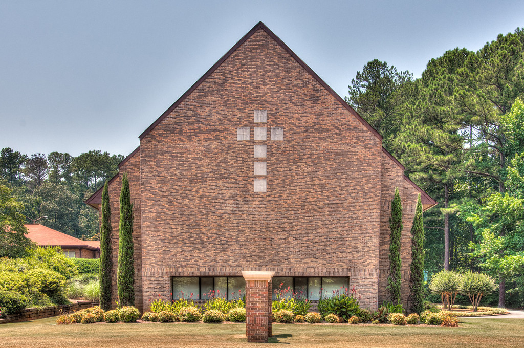 "<h3><strong>Today's Photo:  Marietta Alliance Church</strong></h3> Is it already Sunday again?  Oh how time flies when you are having fun.  I took the day off, Saturday, from photography and decided to get back into the water and go kayaking.  What an adventure.  It has been about two years since the last time I went kayaking and I had not realized how much things at my old stomping ground had changed.  But, enough of what I did today and more about the church.  I found this along Piedmont Road in Marietta Georgia.  According to the sign, it is a church of the Christian and Missionary Alliance.  There are many churches in the Southeast, but this was the first of these I had run across.  According to their website, it is the 125th anniversary of the Christian and Missionary Alliance.  Read more at the <a href=""http://justshootingmemories.com"">Daily Photography Blog</a> Just Shooting Memories!..."