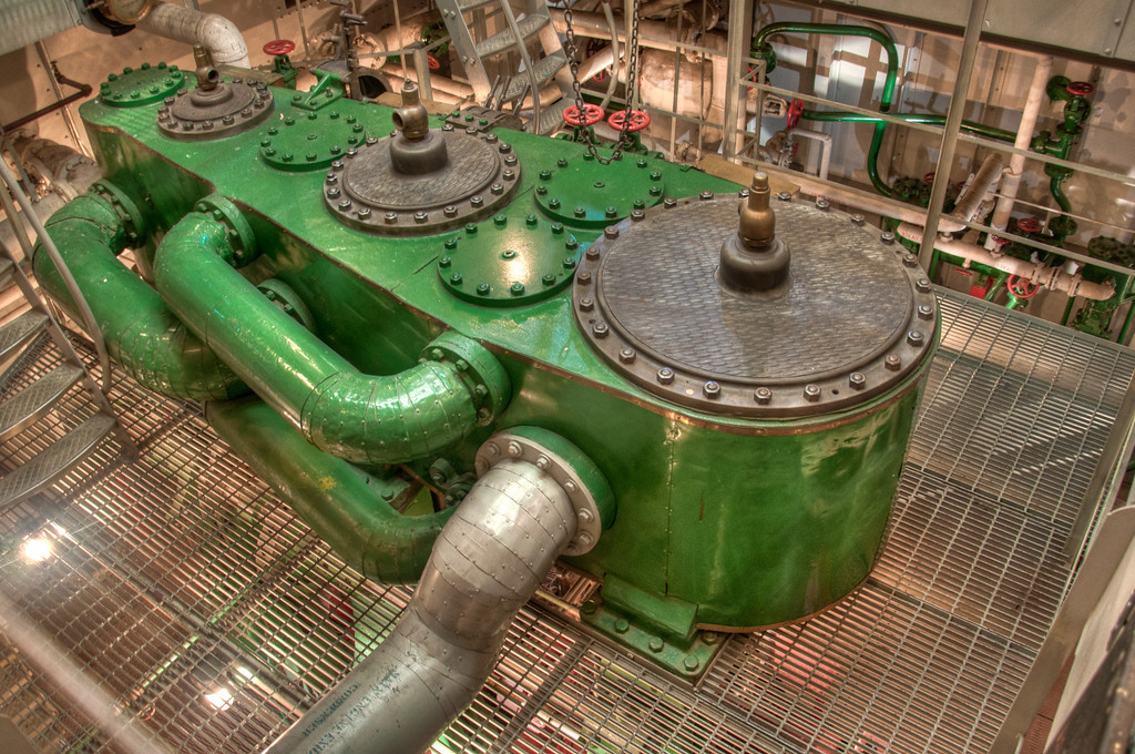 """<h3><strong>Today's Photo: The Steam Engine</strong></h3> There is a room in the bottom of the National Museum of American History that houses some of the largest and heaviest items from American history. This is the steam engine from the belly of the Oak; a Lighthouse Service Tender. It sits in a little, well...not so little alcove at the back of the transportation exhibits. In fact, it sits at the tail end of a complete, full size,locomotive. Just around the corner from these are the <a title=""""Modern Car"""" href=""""http://justshootingmemories.com/2011/07/07/modern-car/"""">Tucker</a> and <a title=""""The Purple Racer"""" href=""""http://justshootingmemories.com/2011/08/14/the-purple-racer/"""">The Purple Racer (1929 Miller Race Car)</a>. Maybe one of these day I will return and spend more time in the depths of these wonderful Smithsonian Museums.  Read more at the <a href=""""http://justshootingmemories.com"""">Daily Photography Blog</a> Just Shooting Memories!..."""