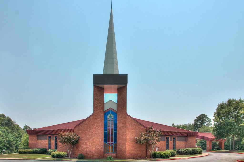 "<h3><strong>Today's Photo:  Piedmont Road Church of Christ</strong></h3> It's Sunday and time for another part of the Church series.  I found this one along Piedmont Road near the <a title=""Marietta Alliance Church"" href=""http://justshootingmemories.com/2012/07/15/marietta-alliance-church/"">Marietta Alliance Church</a> and <a title=""Piedmont Church"" href=""http://justshootingmemories.com/2012/07/08/piedmont-church/"">Piedmont Church</a>.  I like it when there are several cool looking churches located in a small area.  Makes it easier to keep up with the Sunday theme.  Lately, I have been having trouble finding the good picturesque ones.  Read more at the <a href=""http://justshootingmemories.com"">Daily Photography Blog</a> Just Shooting Memories!..."