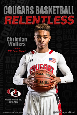 QO Boys player poster