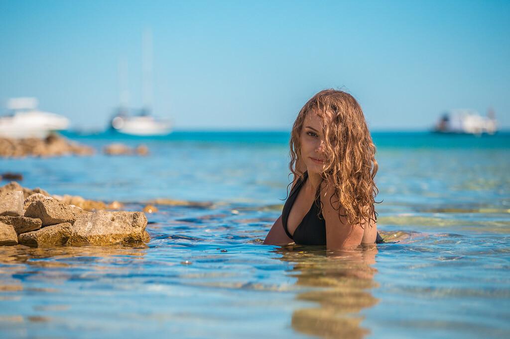Losinj - Travel Blog / Beach Meli