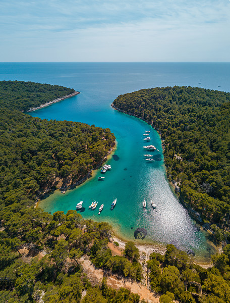 Losinj - Travel Blog / Beach Krivice
